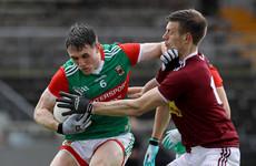 Late surge helps Mayo see off Westmeath challenge