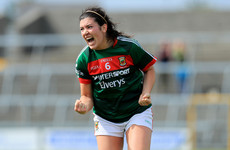 Mayo hit 1-4 without reply in final five minutes to edge out derby with Galway