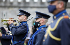 'A debt we can never fully repay': Deceased gardaí remembered at memorial ceremony