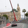 Leclerc claims pole position at Monaco Grand Prix after Mick Schumacher crashes in practice