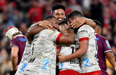 The Kiwi teams are now 10/10 against the Aussies in Super Rugby