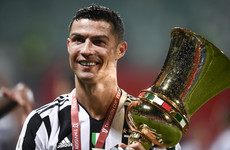 Ronaldo still very much a Juve player despite doubts about his future - Pirlo
