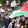 Protests around country repeat calls for Irish solidarity with Palestine