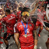 Toulouse notch fifth European title as O'Gara's 14-man La Rochelle come up short