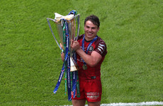 Antoine Dupont becomes first French winner of EPCR European Player of the Year award
