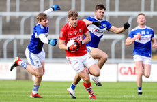 Boost for Cork with win as first-half goals key and Laois suffer second loss