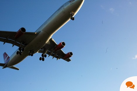 The fear of flying is one of the most common phobias
