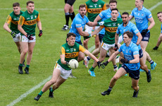 Last minute Clifford penalty gives Kerry draw in cracking clash with Dublin