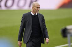 Zinedine Zidane refuses to discuss Real Madrid future