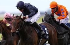 Empress Josephine rules over Joan Of Arc in 1,000 Guineas at Curragh