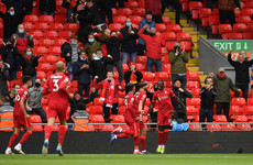 Liverpool and Chelsea secure Champions League spots, as Leicester miss out