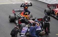 Hamilton fumes at Mercedes as Verstappen wins in Monaco to seize championship lead