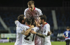 Juventus and AC Milan qualify for Champions League, Napoli miss out