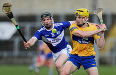 Clare pick up first league win thanks to strong second half against Laois