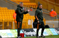 Ole Gunnar Solskjaer praises Manchester United's youngsters for display at Wolves