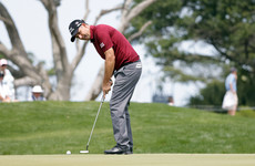 Harrington and Lowry post early clubhouse target at PGA Championship