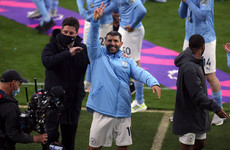 Pep Guardiola confirms Sergio Aguero is close to joining Barcelona