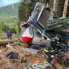 Death toll in Italian cable car crash rises to 14