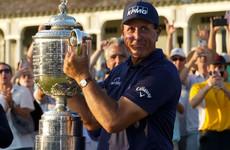 Phil Mickelson: I will cherish forever winning US PGA Championship