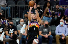 Devin Booker leads Phoenix Suns to victory over Los Angeles Lakers
