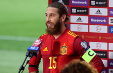 Ramos left out of Spain's Euro 2020 squad as Laporte receives first call-up