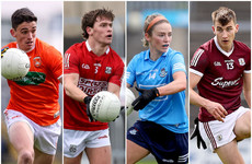 Here are the six GAA games set for live TV coverage next weekend