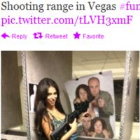 Tweet Sweeper: Georgia Salpa has a machine gun