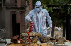 India's coronavirus death toll passes 300,000