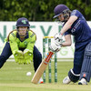 Ireland fall to Scotland by 11 runs in first game of series