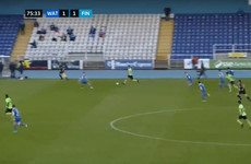 Finn Harps super-sub Foley scorches Waterford with wonderful solo goal