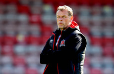 'They say teams reflect their manager. If that's me, then I'm in a dark place'