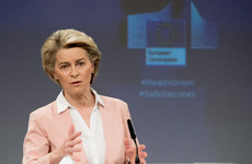 Von der Leyen says Northern Ireland trade problems are caused by Brexit, not the Protocol