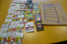 Two men arrested in Cork after Garda chase and seizure of over €25,000 of suspected drugs