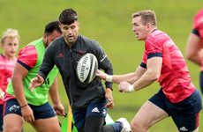 Murray and Farrell ruled out of Munster's Rainbow Cup clash with Cardiff