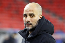 Pep Guardiola 'could not care less' about referee in Champions League final