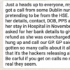 Debunked: Messages shared on WhatsApp claim that scammers are calling people with their HSE data