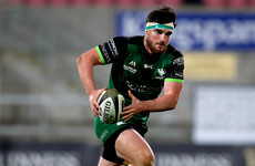 'I'd like to think five or six Connacht guys might be in the frame for Ireland'