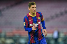 With his contract set to expire, Lionel Messi urged to stay at Barcelona