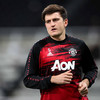 Harry Maguire set to miss Europa League final after sitting out training