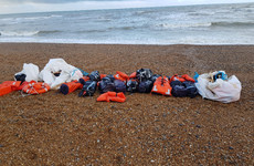 Cocaine worth over €92 million found washed up on English beaches