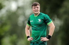 Ex-Connacht out-half Luke Carty called up by USA for Ireland and England Tests