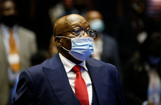 Former South African president Jacob Zuma goes on trial for corruption