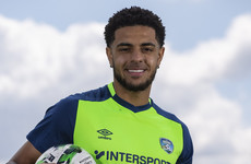 Ireland senior call-up 'a really proud moment' for Leixlip teenager Omobamidele