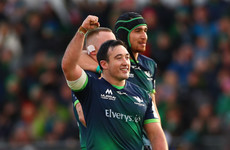 'Connacht have shown a lot of loyalty to me and I have been loyal to them'