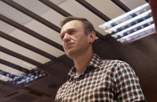 Russian court hears Navalny complaints on prison conditions