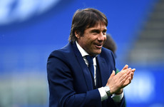 Conte's time as Inter boss over despite first Serie A title in 11 years