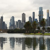 The city of Melbourne has been placed in lockdown after a spike in Covid-19 cases