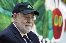 The Very Hungry Caterpillar author Eric Carle dies aged 91
