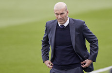 Real Madrid confirm Zidane has resigned