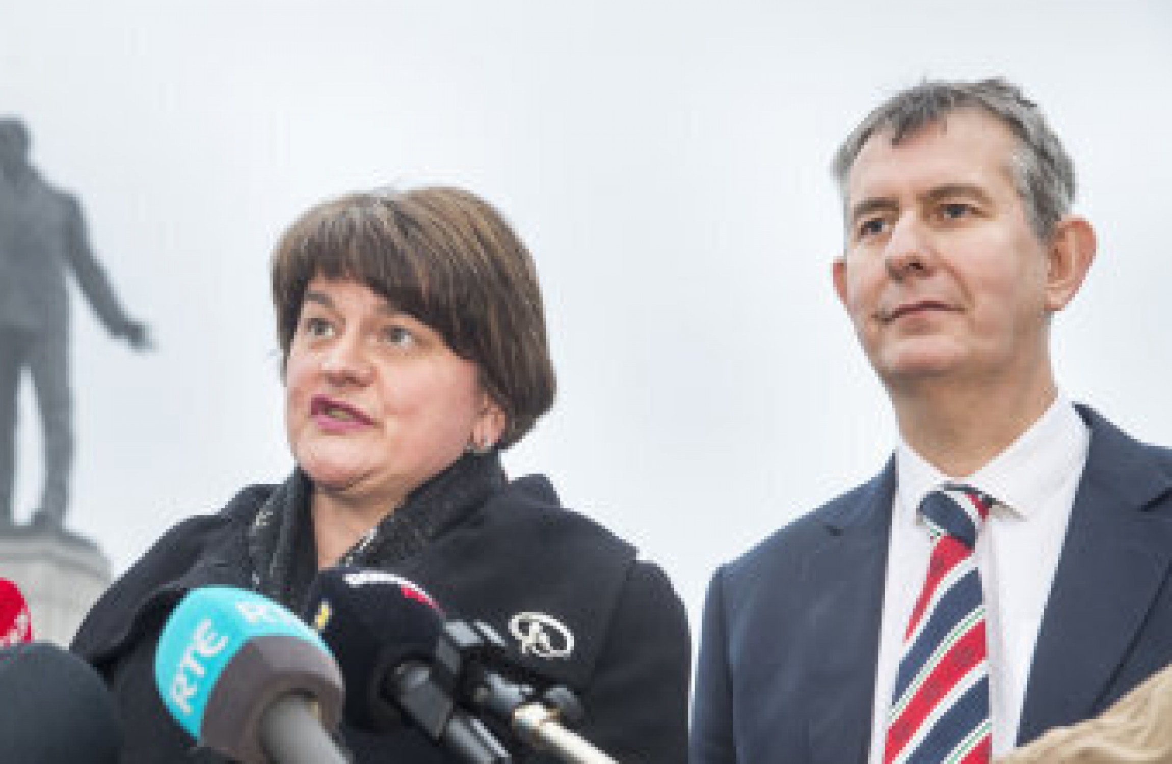 New DUP leader claims Irish Government will cut North off from food